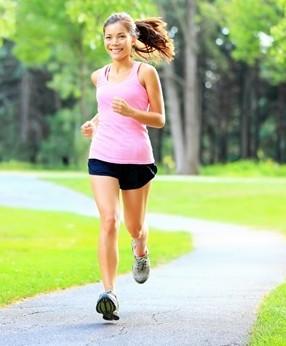 跑步减肥,跑步瘦腿的五个误区