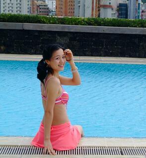 坚持就是胜利,坚持游泳游出健康好身材