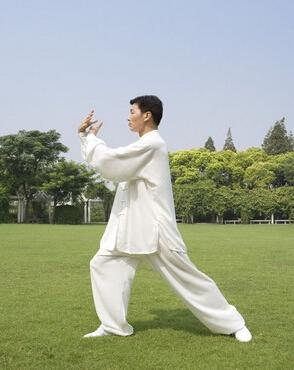 太极拳教程,太极拳对人体各部位姿势的要求