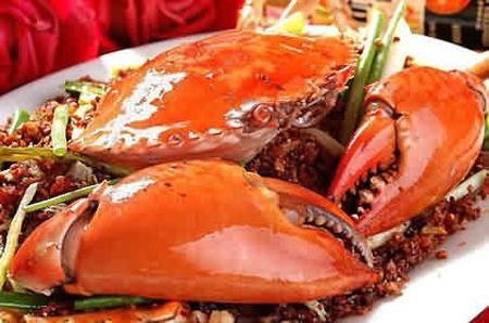 螃蟹不能和什么一起吃?