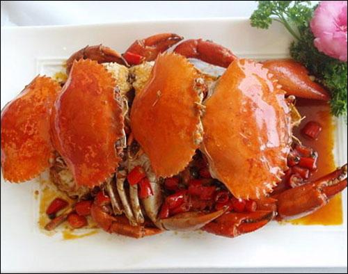 秋季吃蟹要注意 三类人容易中毒