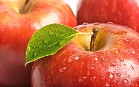 教你如何去除苹果皮上面的腊