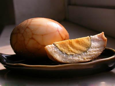 吃茶叶蛋有营养吗