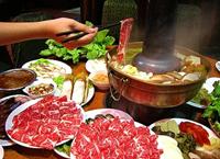 中国吃涮羊肉的历史