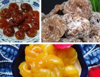 雕梅:白族传统特色食品