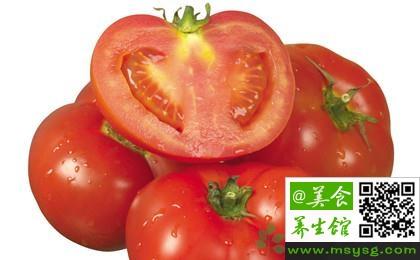 番茄生津止渴