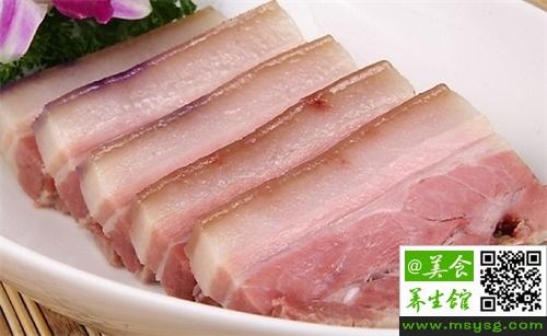 咸肉怎么保存