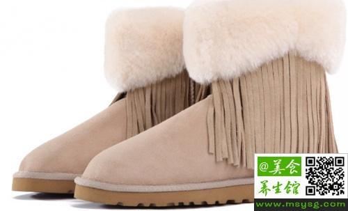 雪地靴如何清洗