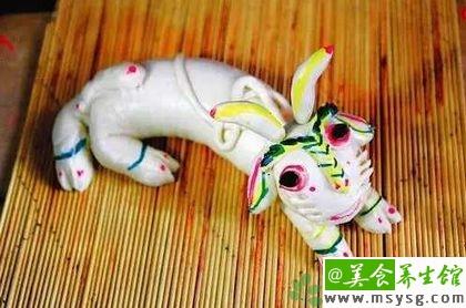 中元节为什么要挂面羊