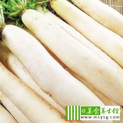 萝卜经代谢会产生一种抗甲状腺的物质——硫氰酸