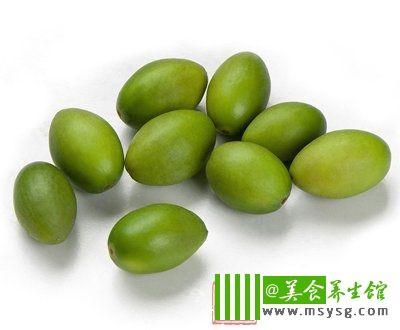 巧吃橄榄治疾病 6款食疗方效果好