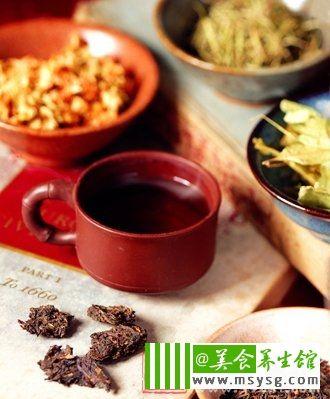 养血安神 五款姜茶养生食疗法