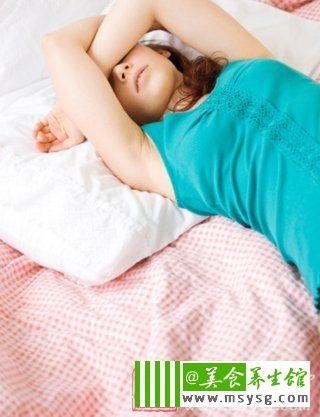 治疗失眠帮助睡眠的健康药膳