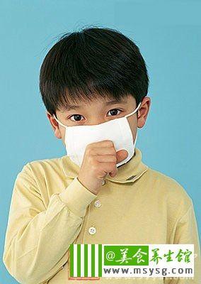 小儿咳嗽常用食疗方推荐