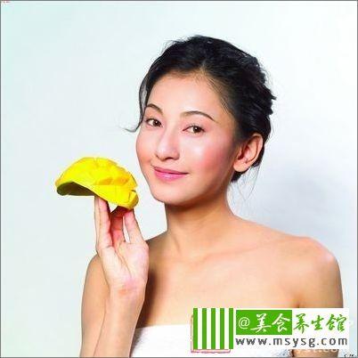 中医食疗滋润不做黄脸婆