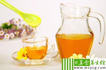 减压的12种食物--蜂蜜