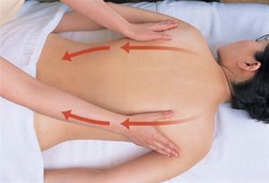 睡前按摩法 有助于祛病减肥