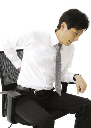 自我按摩缓解腰腿疼痛