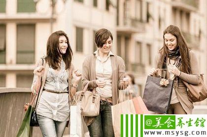 为什么女人生理期更易花钱购物,购物狂怎么治